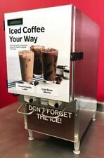 Kanpak Cdg 211 2 Head Stainless Steel Refrigerated Milk Cream Coffee Dispenser