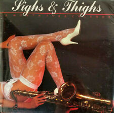 Sighs & Thighs 1988 Calendar NOS Sealed Sexy Lingerie Legs Printed in Hong Kong