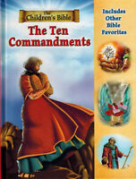 The Children's Bible - The Ten Commandments - NEW -  Hardback Edition -