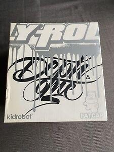 "Kidrobot 6"" Fatcap By Deph One SDCC Vinyl Toy Collectible Graffiti Art Rare"