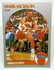 1990-91 Hoops NBA Basketball Mark Jackson New York Knicks (the brothers)