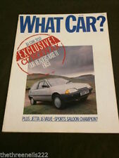 July What Car? Transportation Monthly Magazines