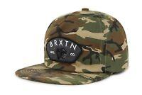 BRIXTON WAYLON HP SNAPBACK CAP NEU CAMO BRIXTON SUPPLY