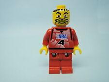 LEGO personaggio Sports NBA giocatori squadra rossa N. 4 nba044 3432 3430 3440