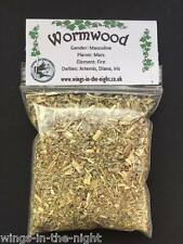 WORMWOOD Dried Magical Herb ~ Psychic Powers/Love ~ Witchcraft/Wicca/Pagan