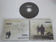 Impious/The Deathsquad (hhr128) CD Album