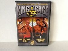 King of the Cage - 2 Event Set - Mortal Sin & Prime Time