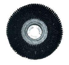 """Floor Machine 17"""" Nylon Scrub Brush, Poly Back"""