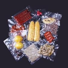 10Pcs Vacuum Food Storage Sealer Bag Space Packing Food Saver New