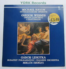 FL 3302 - HAYDN - Mythologische Operette LEHOTKA / ERDELYI - Ex Con LP Record