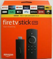 Amazon Fire TV Stick Lite w/ Alexa Voice Remote (2020) - Brand New