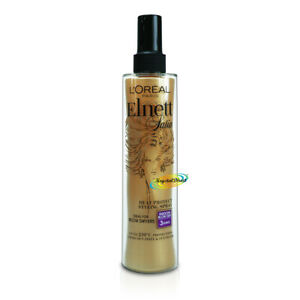 Loreal Elnett Satin Smooth Heat Protect Styling Hair Spray 170ml