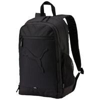 PUMA Buzz Backpack Rucksack für Sport Freizeit Reise Schule schwarz