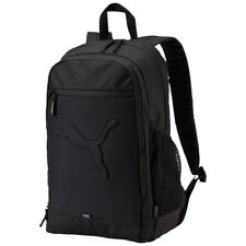 Puma Buzz Rucksack for Sport Casual Travel School Black