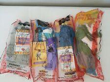 SEALED  Burger King HUNCHBACK of NOTRE DAME Toys x4 Disney