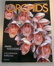 American  Orchid Society Magazine Feb, 2005, Orchid Photos, Articles on Growing