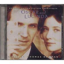 THOMAS NEWMAN - Oscar and Lucinda - CD OST 1997 OTTIME CONDIZIONI