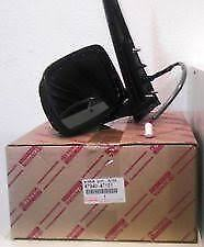 GENUINE TOYOTA 04-09 PRIUS POWER HEATED MIRROR LH DRIVER OEM 87940-47101