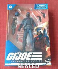 "G.I. Joe Classified Cobra Infantry 6"" Action Force Hasbro MISB"