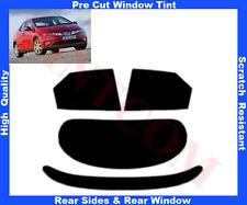 Passgenaue Tönungsfolie Honda Civic 5T 2006-2011 Heck/Seitenscheiben 5%-50%