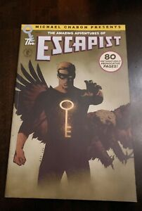 Michael Chabon Presents: The Amazing Adventures of The Escapist #2 First Edition