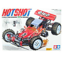 Tamiya 1:10 Hotshot Re-Release (2007) w/ESC EP RC Cars Buggy Off Road #58391