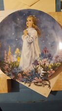 Twinkle twinkle little star collector's plate