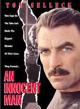 AN INNOCENT MAN rare Thriller dvd Prison TOM SELLECK Excellent Movie 1989