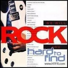 We will rock you-30 great Tracks (1991) Queen, Free, Thin Lizzy, Cream,.. [2 CD]