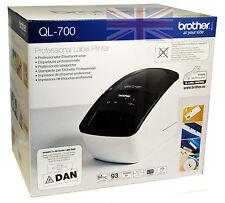 Brother Thermal Label Printer QL-700 QL700 Print Address Labels