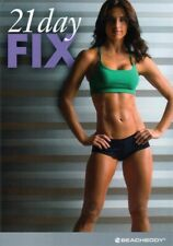 21 DAY FIX 2 DISC DVD SET (NO BOOKS) 8 WORKOUTS