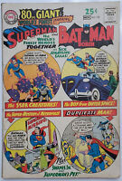Worlds Finest #170 VG/FN 5.0 80pg  Giant 1967 DC Silver Age Superman Batman