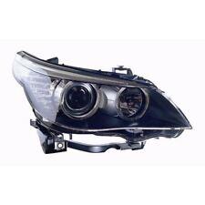 BMW 5 Series E60 Saloon 3/2007-2010 Headlight Lamp LED DRL Drivers Side O/S