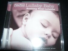 Fisher Price Lullaby Baby – Soothing Vocal Lullabies CD - New
