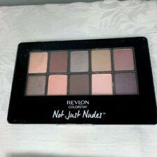Revlon ColorStay Not Just Nudes Shadow Palette, 02 Romantic Nudes, 0.5 oz