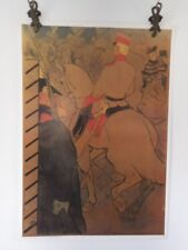 Babylone D'Allemagne Henri de Toulouse-Lautrec Red Brown Horse French Painting