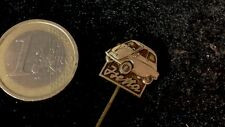 BMW Anstecknadel kein Pin Badge Isetta Kult Auto ungestempelt Bronze