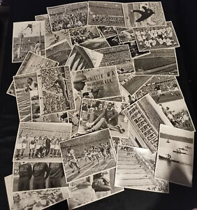 OLYMPIA 1936 OLYMPIC 39 Cigarette Cards Band 2 Summer BERLIN with JESSE OWENS