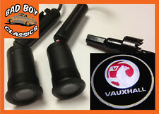 5w Cree LED Door Logo Projector Ghost Puddle Courtesy Light Kit VAUXHALL