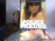 Pierre Lucas pour Police des moeurs --Les vengeuses--