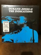 RARE! Durand Jones & the Indications RED Vinyl LP + DL Card Colemine Records NEW