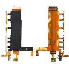Sony Xperia Z3 Double Power Flex Plus Fort & CALME câble souple ON OFF VOLUME