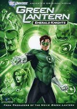 Green Lantern: Emerald Knights (2011, REGION 1 DVD New) WS
