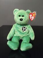 Ty Beanie Babies Kicks The Soccer Bear 1999