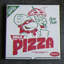 2019 SDCC Super7 TMNT ReAction Figures Pizza Power Four-Pack Box ninja turtles