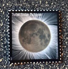 2017USA #5211 Forever - Total Eclipse of the Sun - Single Postage Stamp - Mint