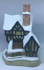David Winter Cottages - Mister Fezziwig's Emporium - Special for Christmas 1990