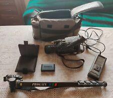 PHILIPS VKR 6853 Camcorder Kamera mit Zubehörpaket