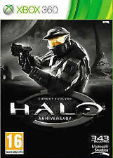 Halo: Combat Evolved Anniversary (Microsoft Xbox 360) BRAND NEW SEALED