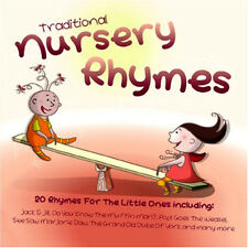 CHILDRENS FAVOURITE TRADITIONAL NURSERY RHYMES ***  BRAND NEW SEALED CD ***